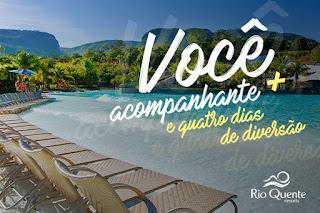 Concurso Cultural - Sua família no Rio Quente Resorts