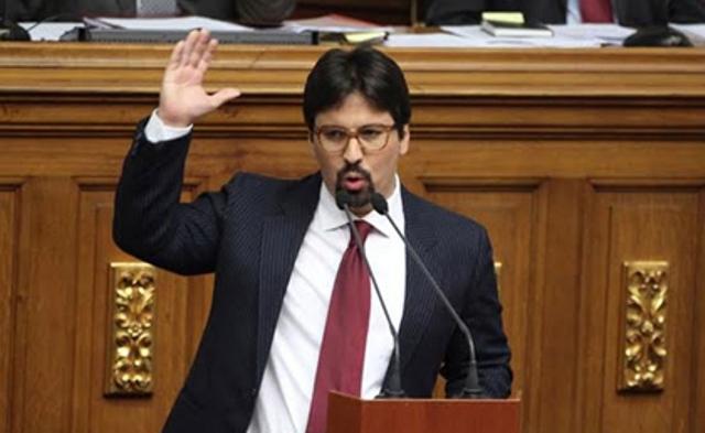 Freddy Guevara, primer vicepresidente