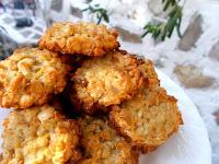 μπισκότα με αμύγδαλο και ούζο