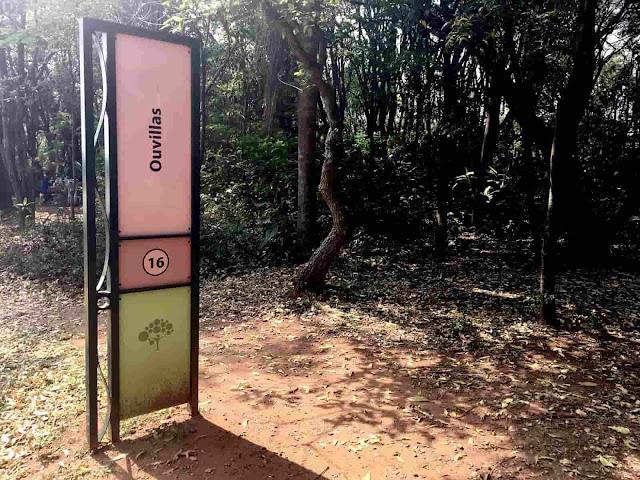 Parque Villa-Lobos - Trilha Ouvillas