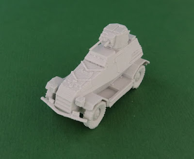 Marmon Herrington Armoured Car picture 2
