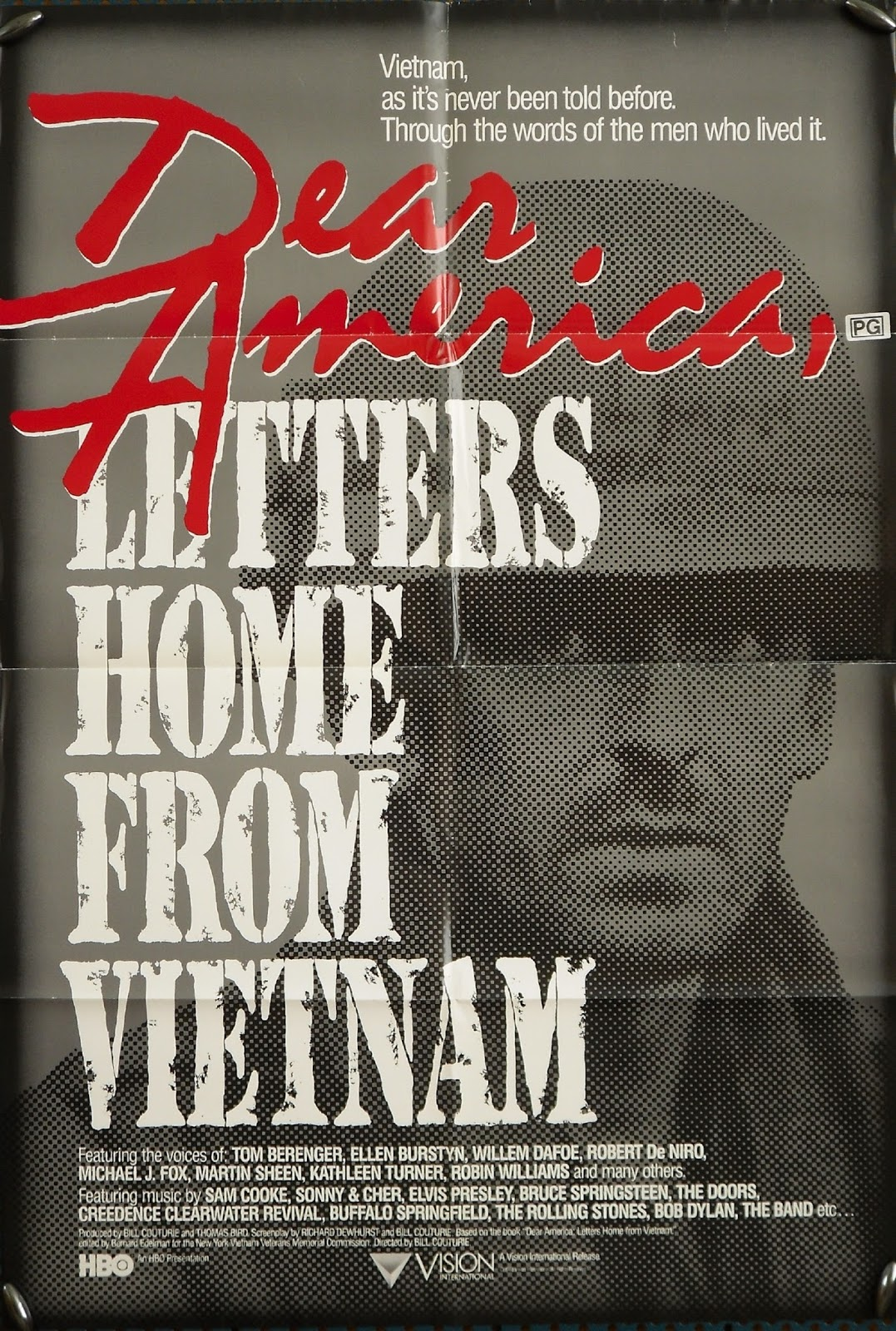 Dear america letters home from vietnam essay