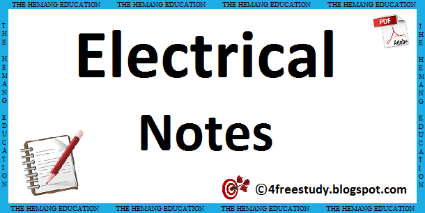Electrical Notes