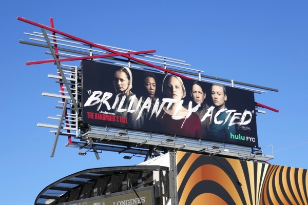 Handmaids Tale season 2 Brilliantly acted billboard