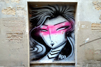 Sunday Street Art : Kaldea - rue Pierre-au-Lard - Paris 4