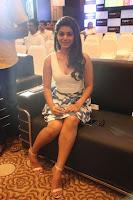 Yamini in Short Mini Skirt and Crop Sleeveless White Top 104.JPG