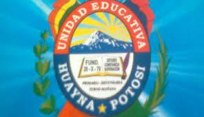 Escudos de la Unidad Educativa Huayna Potosí (El Alto, Bolivia) - Vivir en El Alto