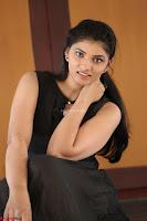 Khanishka new telugu actress in Black Dress Spicy Pics 27.JPG