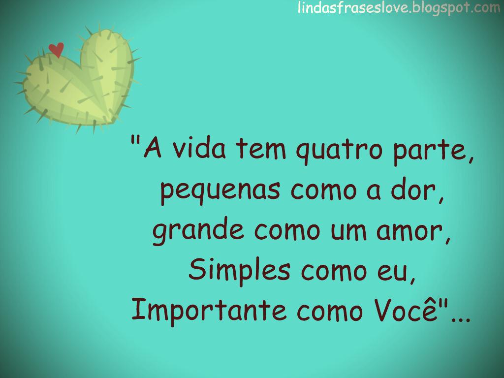 Imagens Com Frases Lindas De Amor