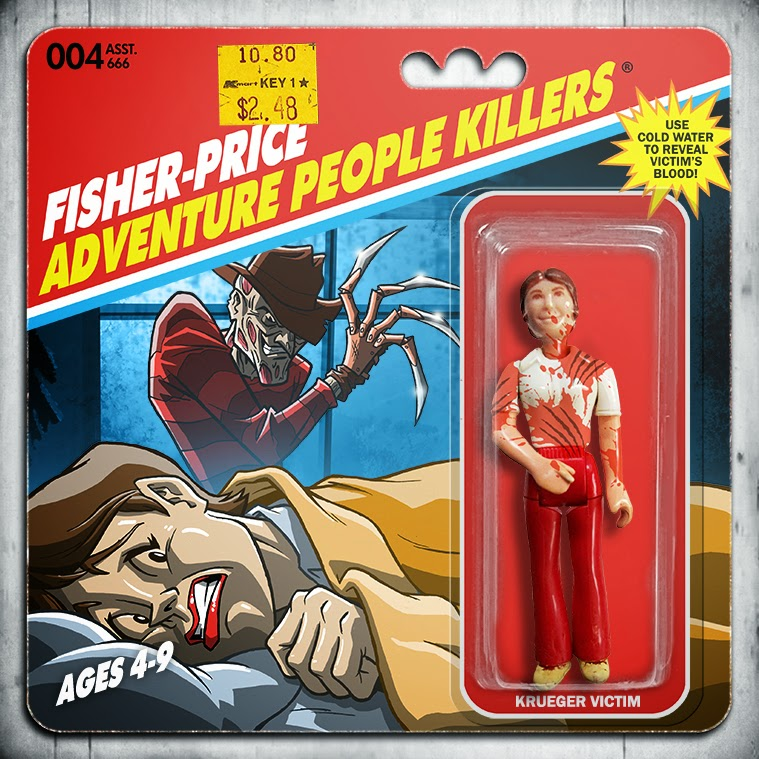 Minion Factory Fisher Price Adventure People Killers