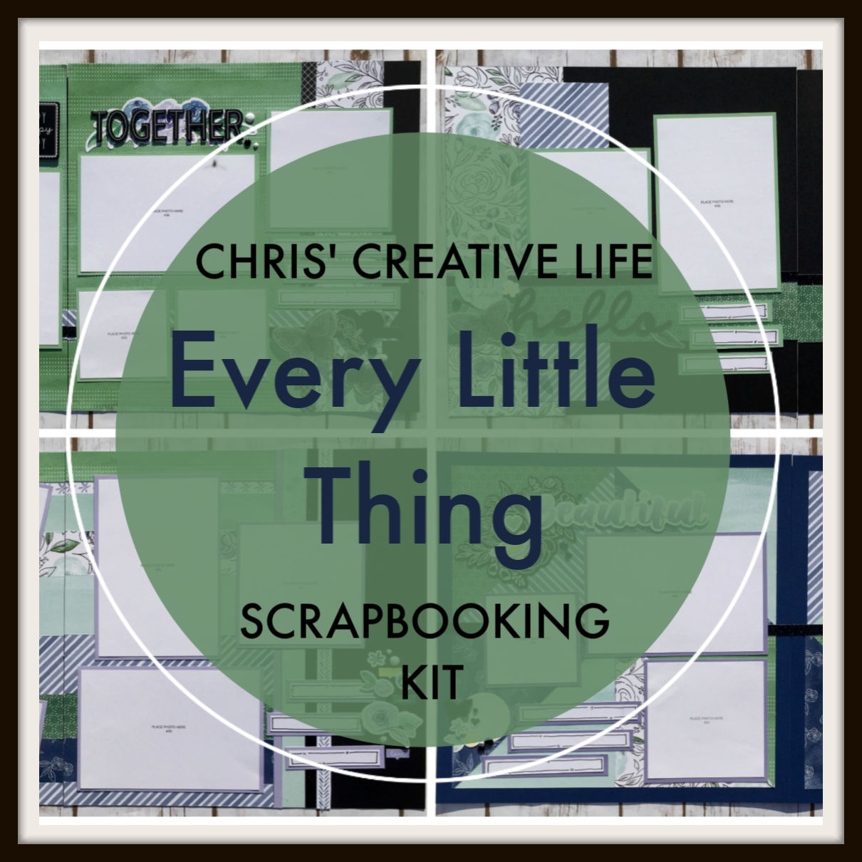 Every Little Thing Scrapbooking Workshop