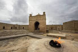 A temple which is a National monument of a Muslim Country Azerbaijan |newskeera.com