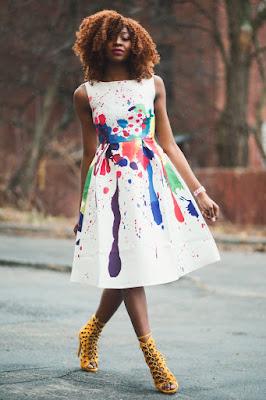 Vestidos Casuales Estampados y sencillos