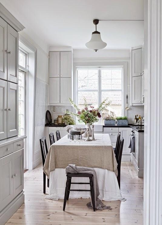 47 Desain Dapur dan Ruang Makan Minimalis Sederhana Yang ...