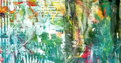 Abstract 101 Mixed Media new painting workshop in San Miguel de Allende