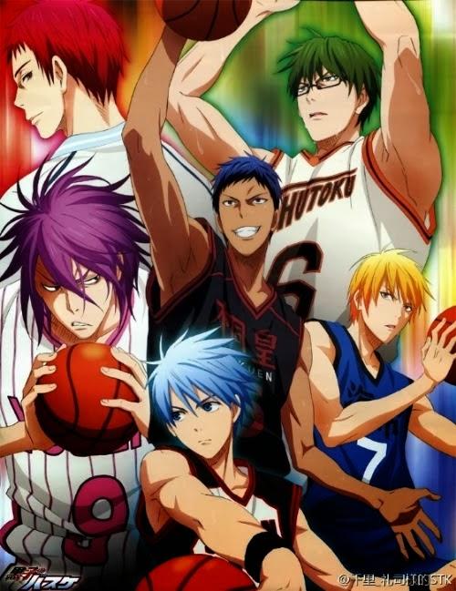 Kuroko no Basket 2nd Season NG-shuu - VietSub (2014)