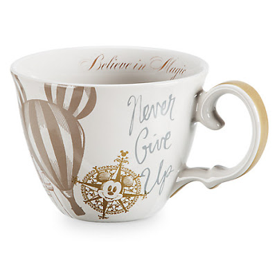 Walt Disney World Vintage Collection Tea Cup, Holiday Gift Guide for Disney Moms
