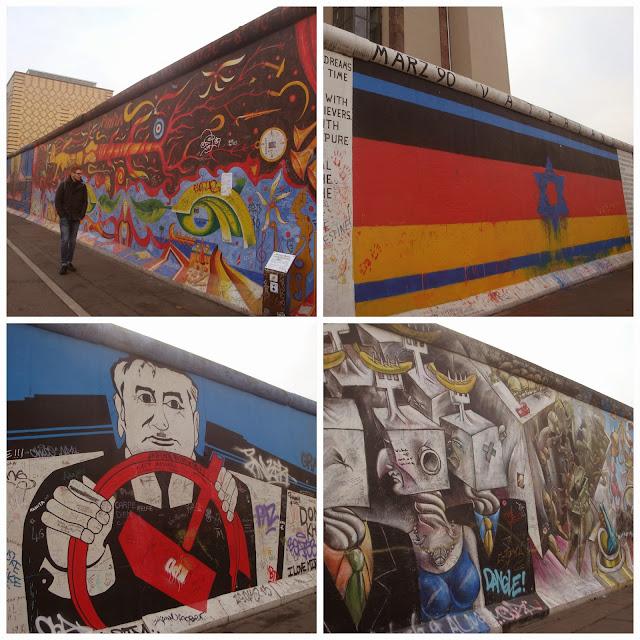Roteiro para um dia em Berlim - o básico da cidade - muro de Berlim