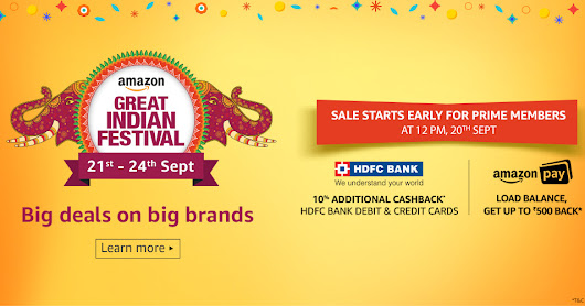 LIVE : Fashion Deals On Men Clothing And Shoes - Amazon Great Indian Festival Sale 2017