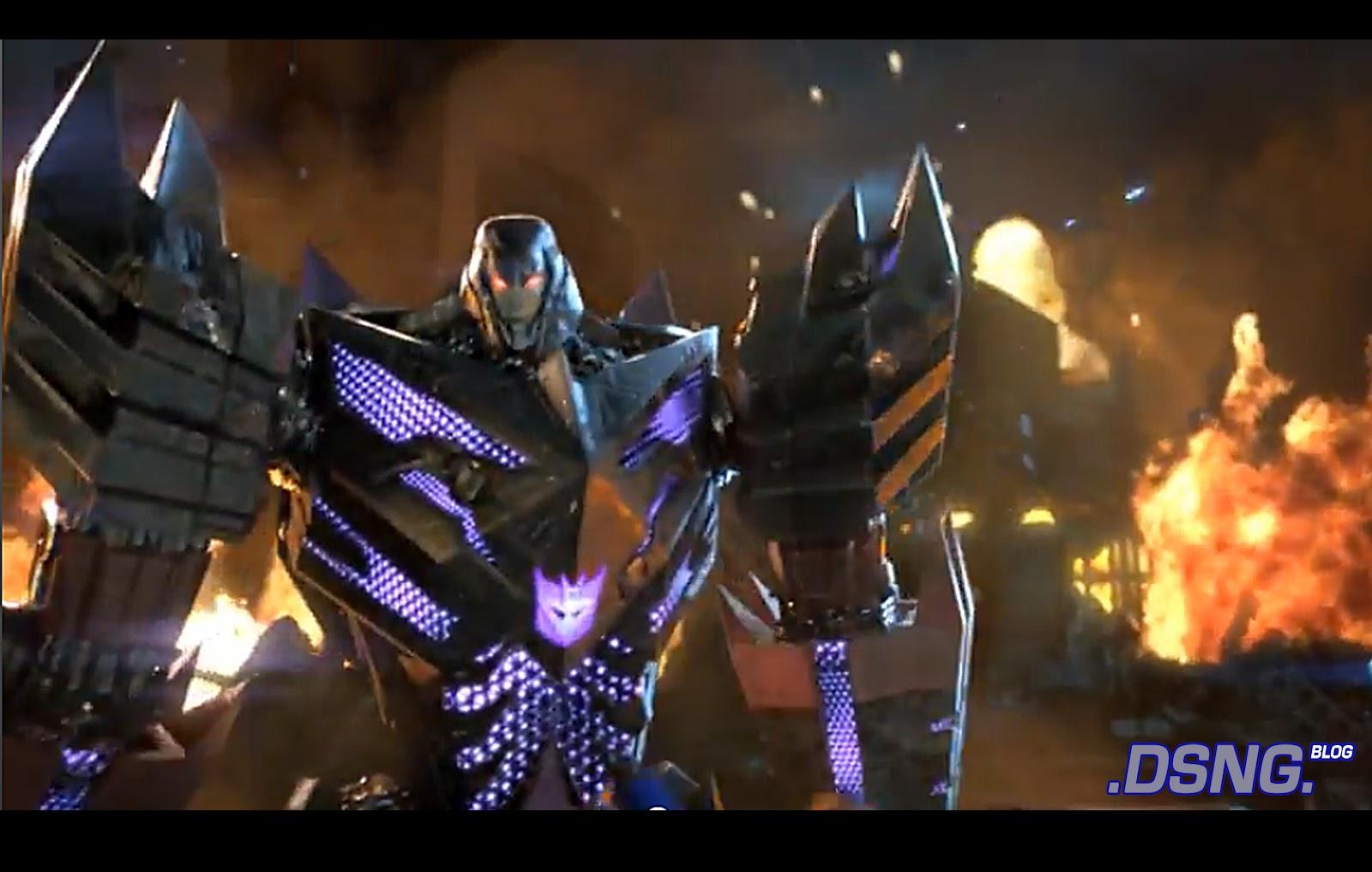 Dsng 39 s sci fi megaverse 10 reasons why fans love optimus - Transformers cartoon optimus prime vs megatron ...