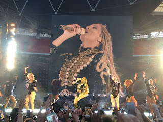 Beyoncé - Formation World Tour @ Wembley Stadium