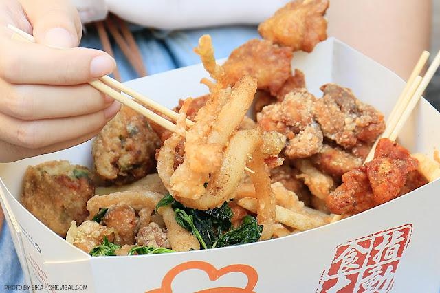 MG 9917 - 水湳鹹酥雞最好吃的竟然不是鹹酥雞?水湳市場人氣炸物好涮嘴,還有超特別的炸蚵捲!