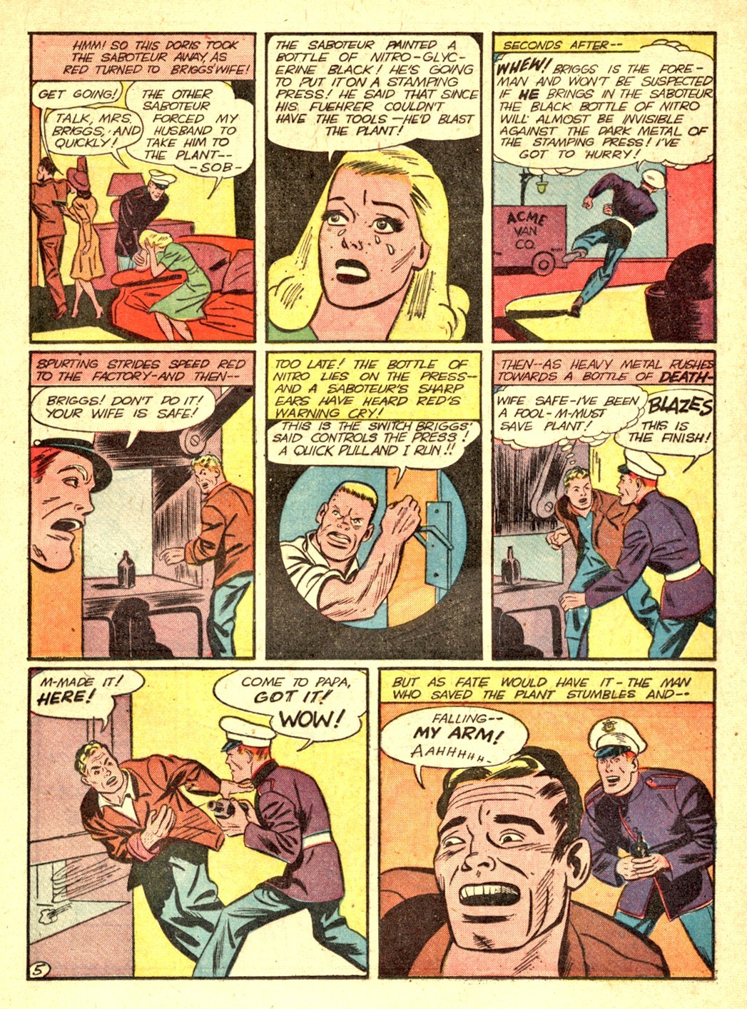 Read online All-American Comics (1939) comic -  Issue #47 - 23