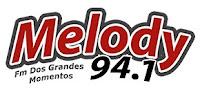 Rádio Melody FM 94,1 de Ribeirão Preto SP