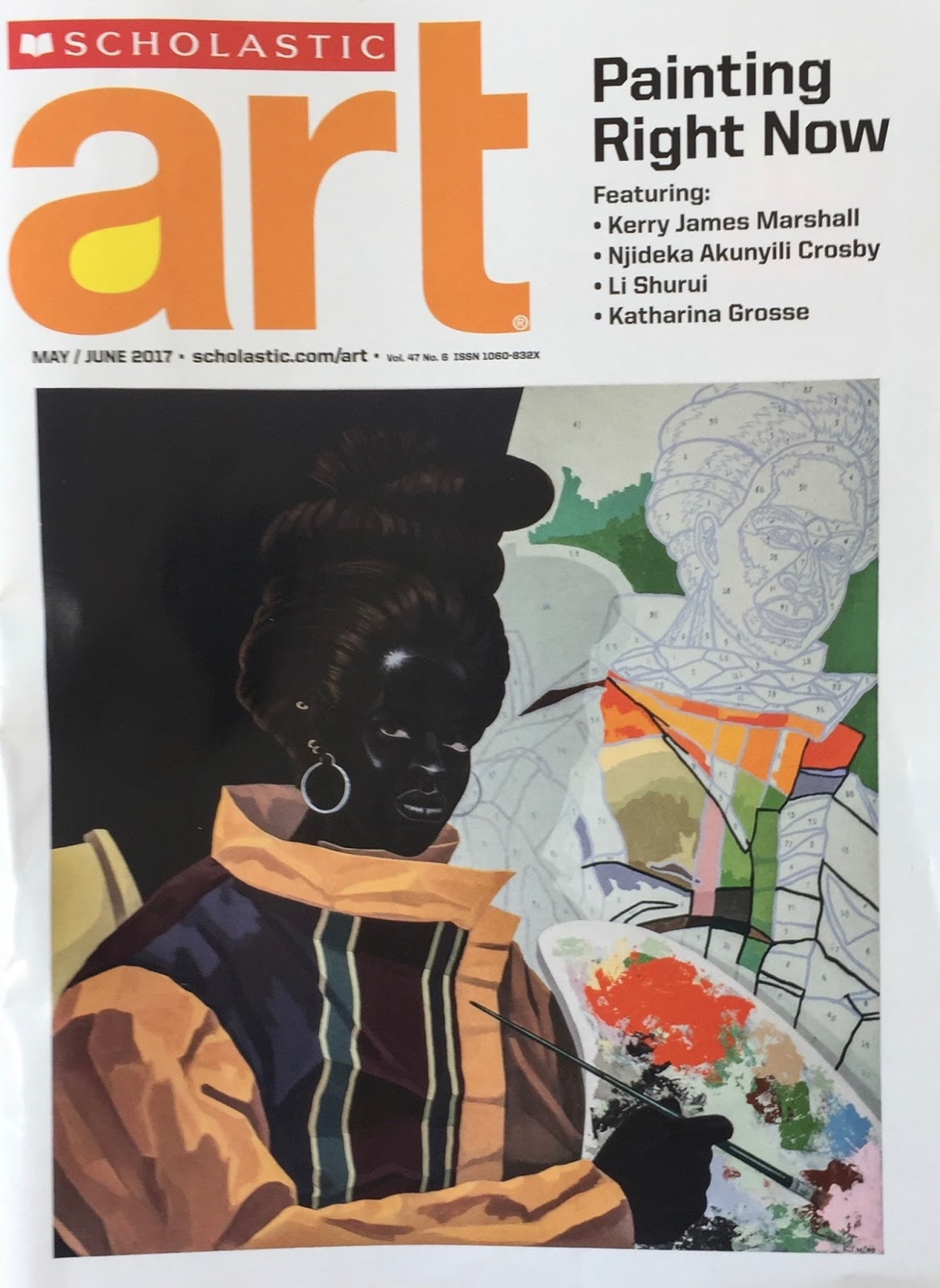 Watercolor artist magazine subscription - There Are 6 Issues Published Each Year By Scholastic Art Magazine An Art Magazine For Middle School And High School Students Though There Is Lesson Plans