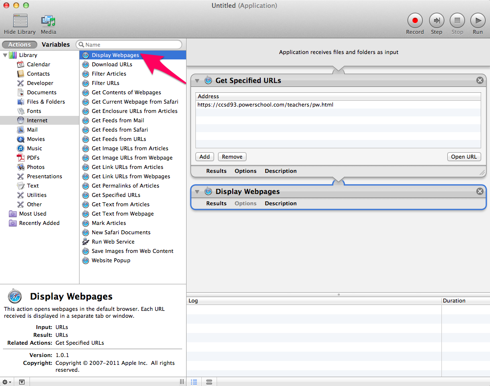 Education Hacker: How to automate tasks with Automator and iCal