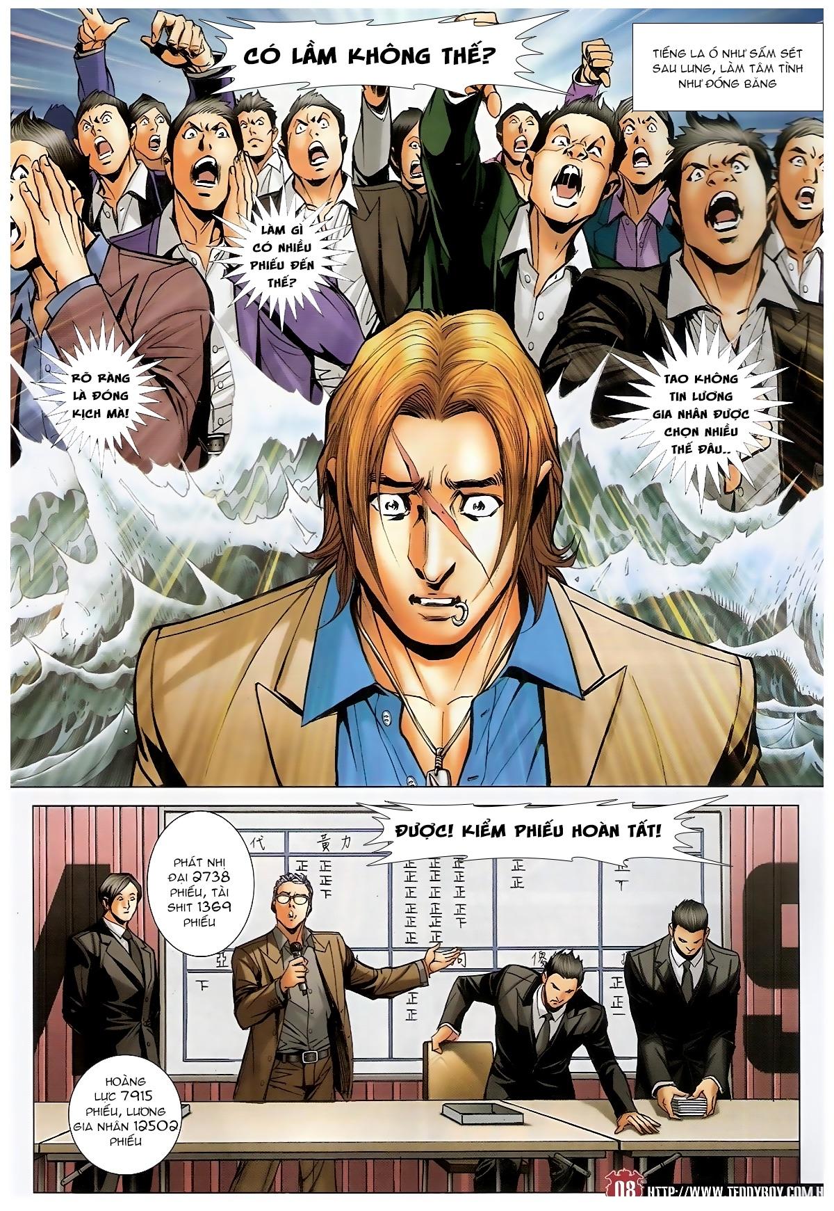 Người Trong Giang Hồ - Chapter 1495: Thiên lý truy hung - Pic 7