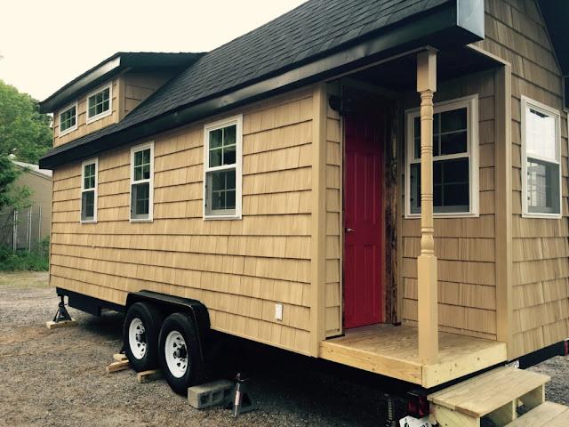 Pioneer Tiny House