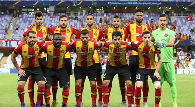 الترجي يسحق نادي شبيبة القيروان بسباعيه في الجولة الثالثه عشر من الدوري التونسي