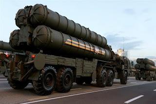 S-400 Buatan Rusia