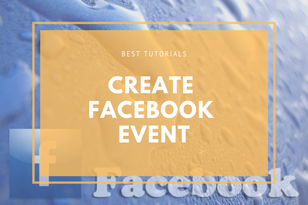 How To Facebook Event<br/>