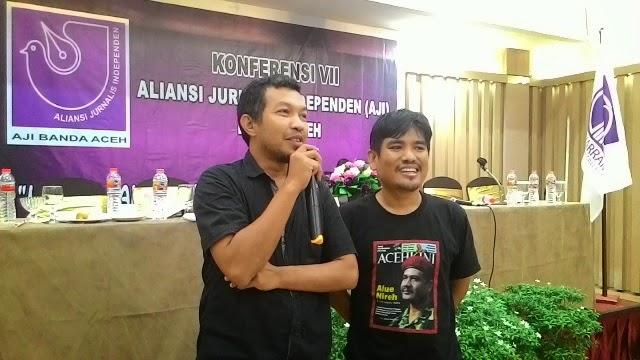 AJI Banda Aceh Tolak Rancangan Qanun Penyiaran