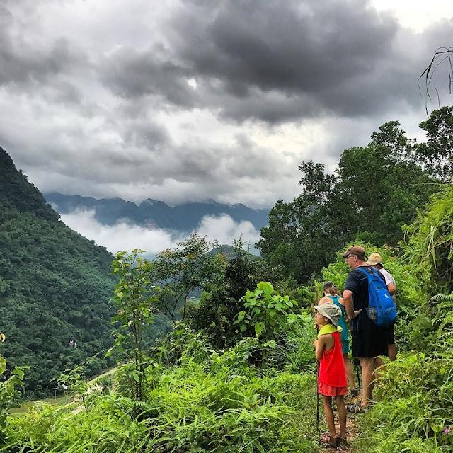 Conquer the most beautiful trekking roads in Vietnam 8
