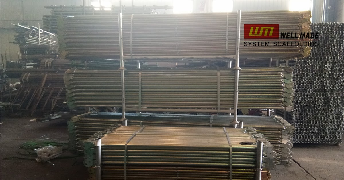 Snap On Scaffolding : Formwork scaffolding materials snap on frame