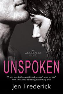 Unspoken by Jen Frederick