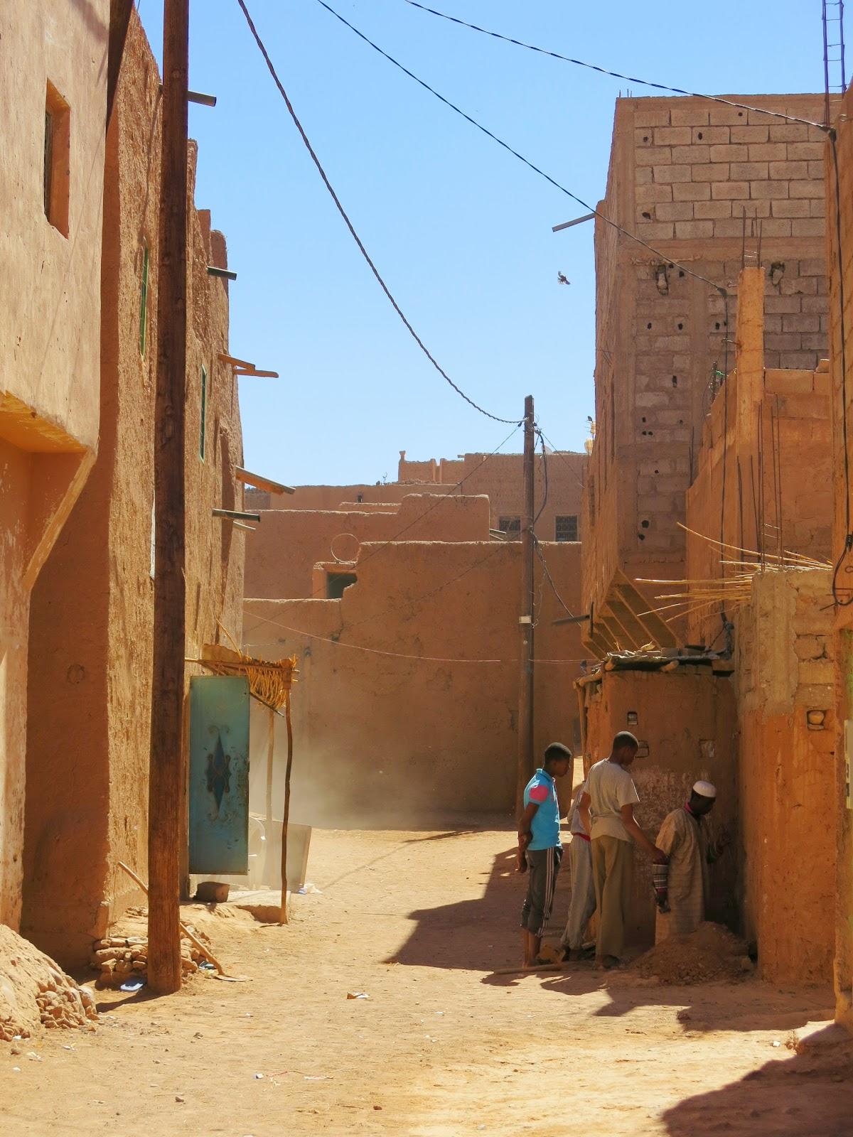 Tamghout i Marocko