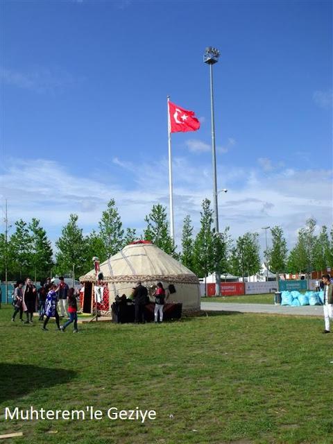 Yenikapı etkinlik alanı resimleri