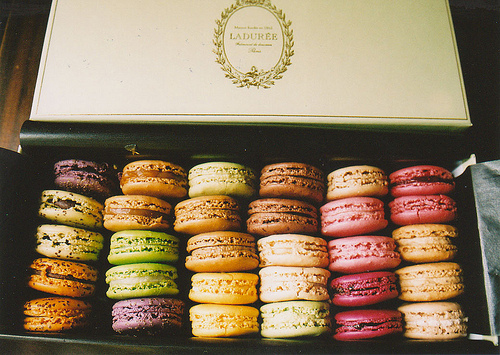 LADUREE LAUNCHES A COSMETICS LINE