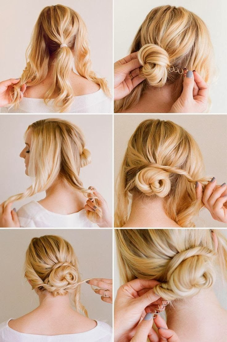 Image Result For Beautiful Hairstyle Tutorials Occasions