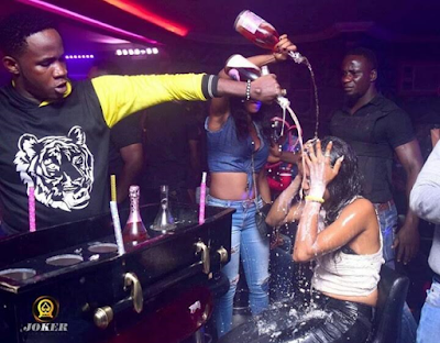 What recession? As seen in a Club in Benin City (photos)