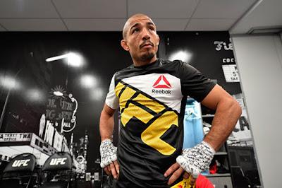 José Aldo retorna ao UFC após a lesão do Edgar