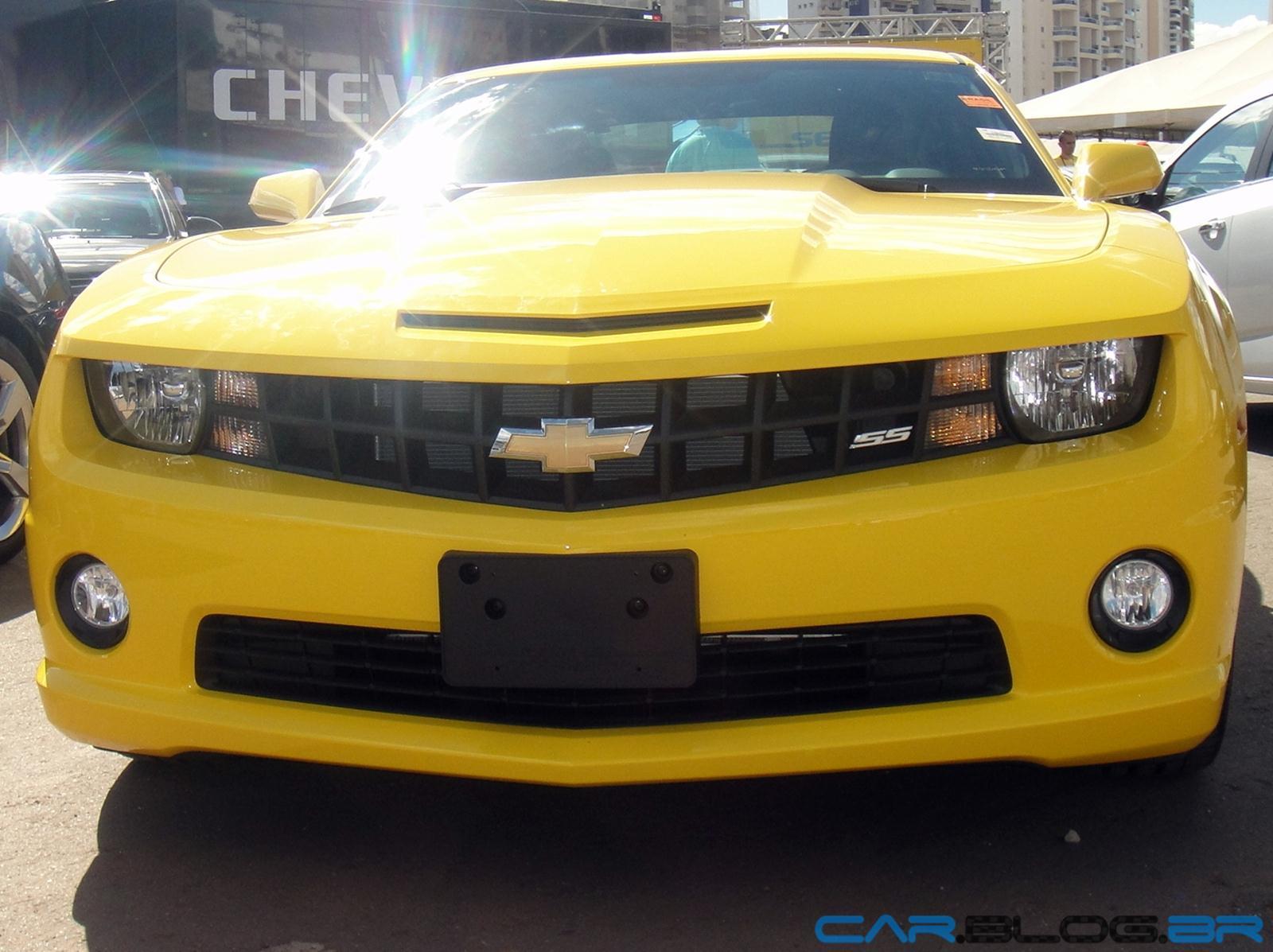 Chevrolet Camaro Ss Fotos Pre 231 O Consumo E Ficha T 233 Cnica