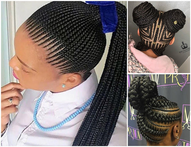 Trendy Braided Hairstyles 2018 : Exquisitely Beautiful