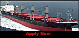 Need Cook For General Cargo