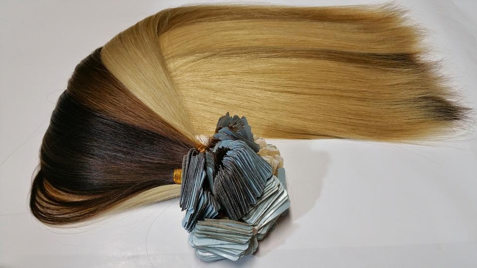 بعض من مشاكل ارتداء الشعر  الصناعي
