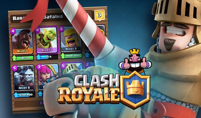 Melhores Decks de Clash Royale